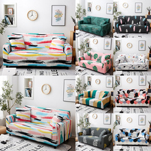 2016 rushed sectional sofa design u shape sofa 7 seater lounge couch good quality cheap price leather sofa Colorful Elastic Sofa Cover for Living Room Modern Sectional Corner Sofa Slipcover Couch Cover Chair Protector 1/2/3/4 Seater