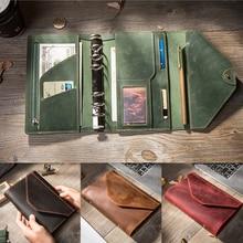 Блокноты и журналы путешественника, органайзер ручной работы A5 A6, блокноты, планировщик, творческий планировщик, ежедневный блокнот для рисования с бесплатной печатью