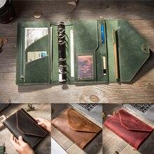 Traveler's Notebooks and Journals Handmade Organizer A5 A6 Notepads  Planners Creative Planner Daily Freeprint Sketchbook