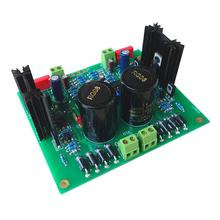 Regulated Power Supply Board STUDER900 DIY Kit Positive Negative Voltage Power Supply Voltage Converter Module lt1963a lt3015 positive and negative voltage dc dc precision low noise linear regulated power supply for preamp dac