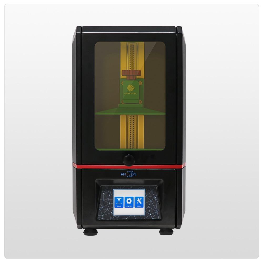 Image 5 - ANYCUBIC Photon SLA 3D Printer UV LCD Resin Assembled 2K Screen Plus Size Off Line Print Impresora 3d Drucker 3D Printer Kit    -in 3D Printers from Computer & Office