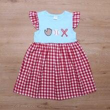 Nuevo vestido para bebés y niñas, ropa para béisbol para bebés recién nacidos, vestidos de fiesta para bebés, vestidos de invierno para niñas, niños de verano azul