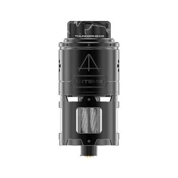ThunderHead créations Artemis RDTA – Cigarette électronique 24mm de diamètre, réservoir de vapoteur simple sans poste, atomiseur reconstructible