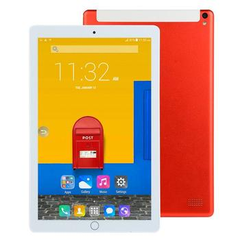 10.1 Inch Ten Core 6G+128GB Anrdoid 8.0 Tablet PC 4G Call phone tablet WiFi GPS Bluetooth Dual SIM 1280*800 IPS Screen Fro gifts