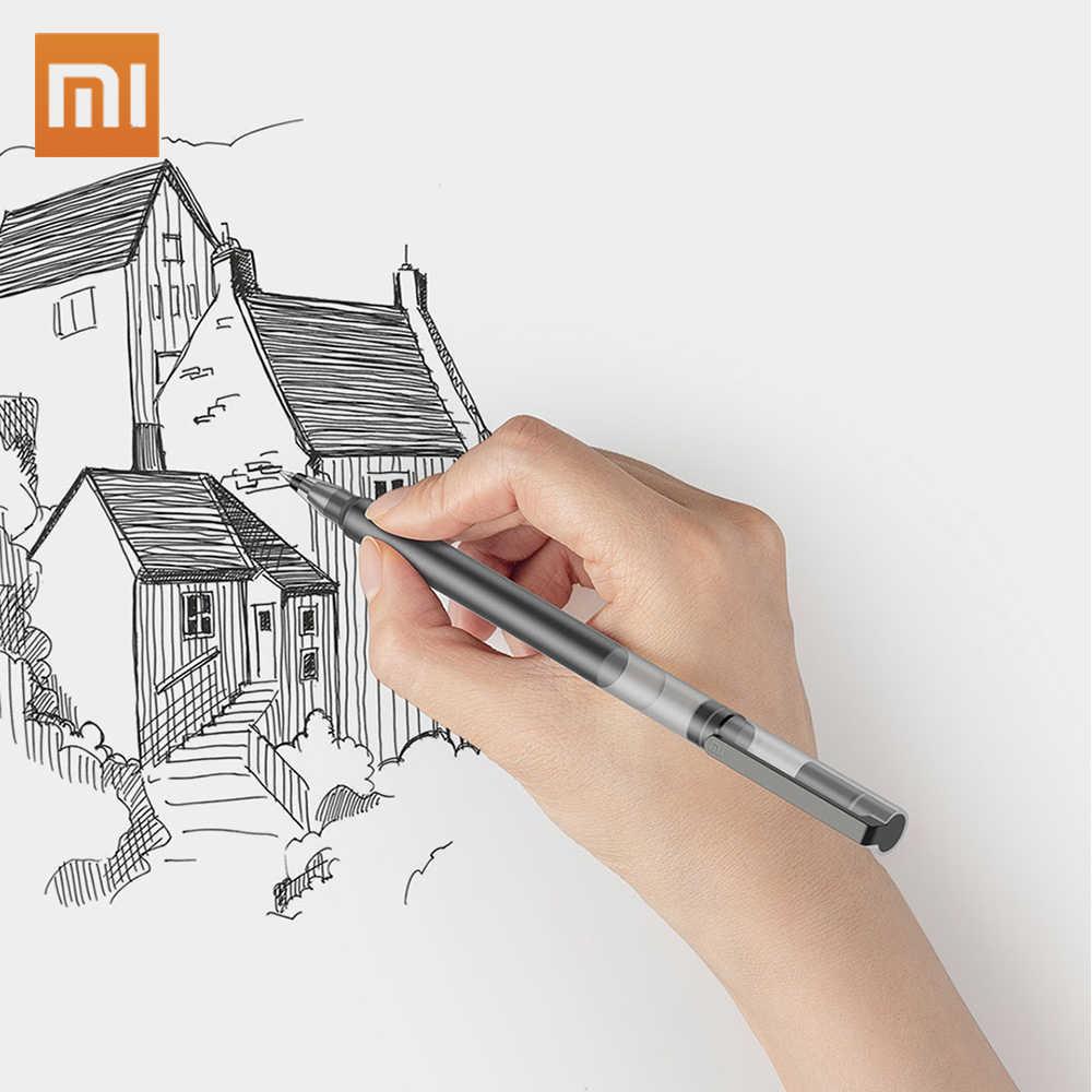 シャオ mi mi 嘉超耐久性のある書き込みサインペン mi ペン 0.5 ミリメートル署名ペンスムーズスイス mi KRON リフィル日本 mi 国の印刷インキ