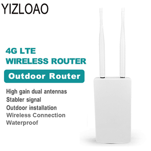 YIZLOAO Waterproof Outdoor 4G