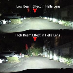 Image 3 - CNSUNNYLIGHT Hohe LPW Mini Typ LED Auto Scheinwerfer Lampen H4 H7 H11/H8 H1 9005 9006 880 H3 60 w/set 5500K Auto Scheinwerfer Nebel Licht