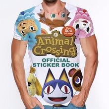 3d print t shirt cartoon anime animal crossing 2020 man women