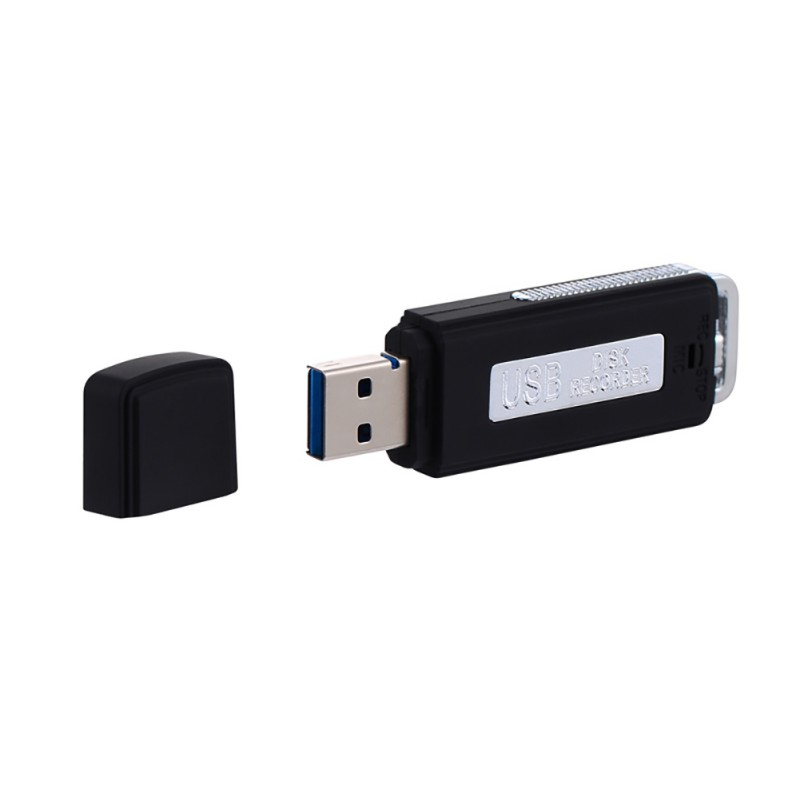 New Digital Voice Recorders or PC USB Driver Digital Audio Voice Recorder U Flash Disk Portable Recording Dictaphone