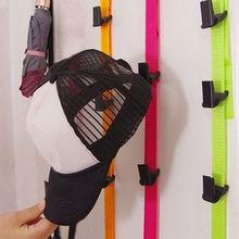 Multifunctional Design Baseball Cap Rack Hat Holder Rack Organizer Storage Door Closet Hanger one piece