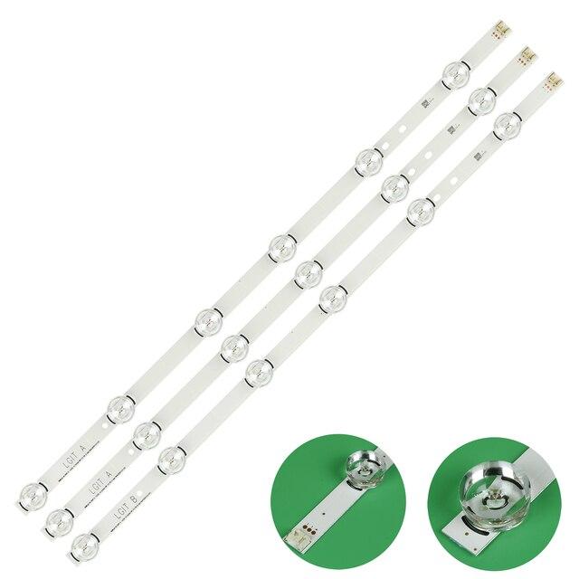 59 ซม.LED Backlight สำหรับ LG 32 นิ้วทีวี Innotek DRT 3.0 WOOREE A/B UOT ประเภท rev0.2