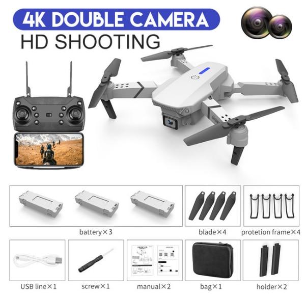 DualCamera 4K 3B Wh