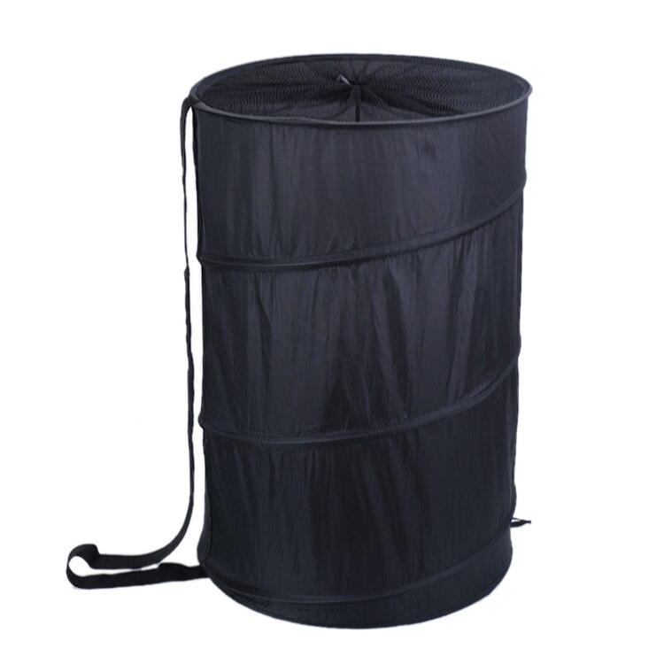 Ev ve Bahçe'ten Kovalar'de JEYL çamaşır sepeti  katlanabilir çamaşır sepeti kirli giysiler için/oyuncak depolama  büyük depolama sepetleri yurt odası için aksesuarları  title=
