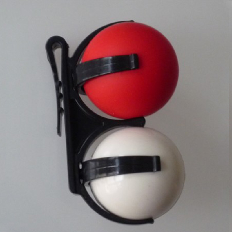 1PC Pro Ball Holder Standard (not Include Balls) Magic Tricks Magician Close Up Street Stage Accessories Illusions Gimmick Props