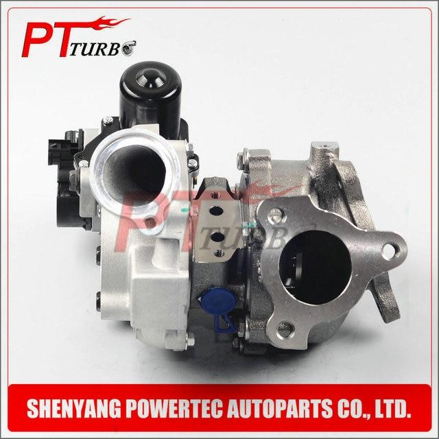 새로운 RHV4 차저 VB36 VB22 17201-51020 17201-51021 Toyota Landcruiser V8 D 195Kw 200KW 1VD-FTV 2007-