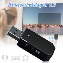 2 в 1 bluetooth 50 аудио адаптер передатчик и приемник w/аудио