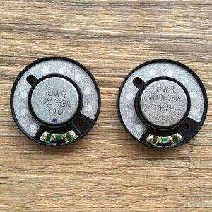 Профессиональный Hi-Fi аудио 40 мм, Ремонтный драйвер, громкий динамик, 32 Ом, запасные части, Динамик для наушников, DIY для Bose QC15 QC3