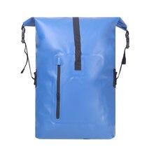 40l водонепроницаемый каяк палуба водозащитный рюкзак для кемпинга