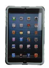 Armor-X CaseX-étui anti-choc pour Apple iPad Mini (avec support, avec maintien), couleur gris