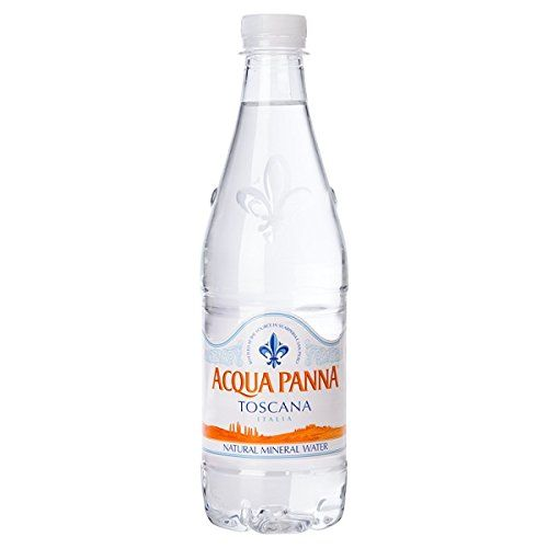 Acqua Panna Natural Mineral Still Water 50cl PET (Packung Mit 24 X 500 Ml)