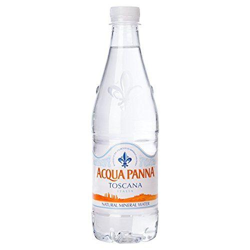 Acqua Panna Natural Mineral Still Water 50cl PET (Packung Mit 24 X 500 Ml)