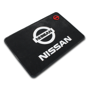 Car Anti Slip Mat Phone Holder Non-Slip Mat non slip Pad For NISSAN qashqai j10 j11 juke note leaf x trail t31 t32 Accessories