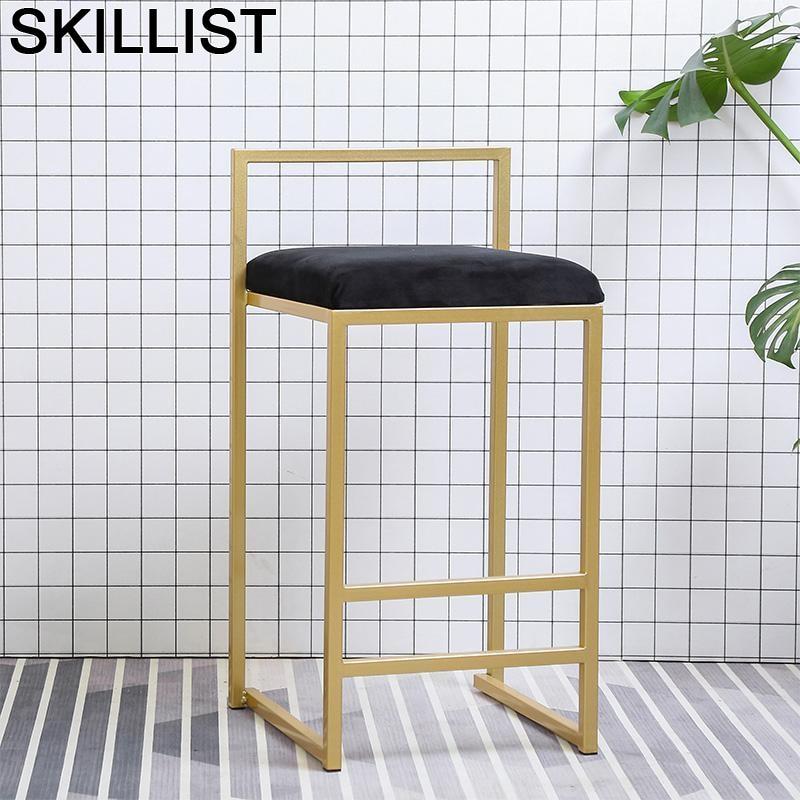 Sandalyesi Fauteuil Stoel Barkrukken Table Para Barra Sgabello Sandalyeler Stoelen Silla Tabouret De Moderne Cadeira Bar Chair