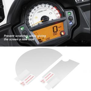 Motorcycle Dashboard Scratch-resistant Protective Film Sticker for Kawasaki Versys 650 motorcycle accessories wear resistance