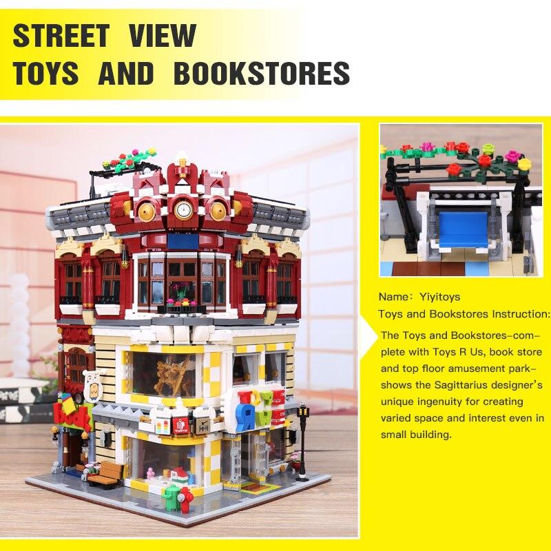 DHL XINGBAO 01006, китайские строительные игрушки, набор игрушек и книжных магазинов, строительные блоки, сборные наборы, детские рождественские игрушки, подарок