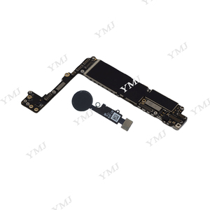Image 3 - 32GB 128GB 256GB for iphone 7 Plus Motherboard with/without Touch ID,Original unlocked Motherboard for iphone 7 Plus Mainboard