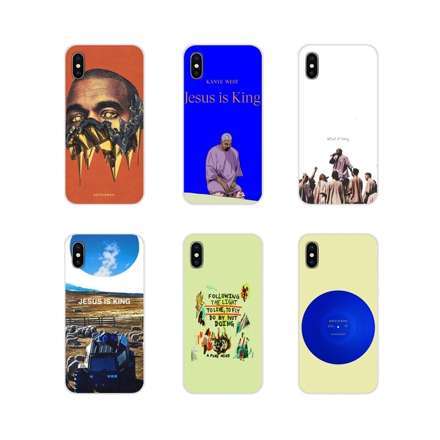 Jesus Is King Kanye West Accessories Phone Shell Covers For Huawei  1