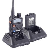 128ch 5w vhf uhf Baofeng UV-5R טוקי ווקי שני הדרך גירסת השדרוג CB רדיו Baofeng uv5r 128CH 5W VHF UHF 136-174Mhz & 400-520Mhz (3)