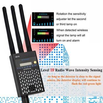 Wireless Hidden Camera Eavesdropping - Speedy Delivery USA 4