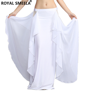 Image 2 - ROYAL SMEELA 2020 New design Women sexy Belly Dance Skirt Belly Dancing clothes female professional belly dance Costumes 119075