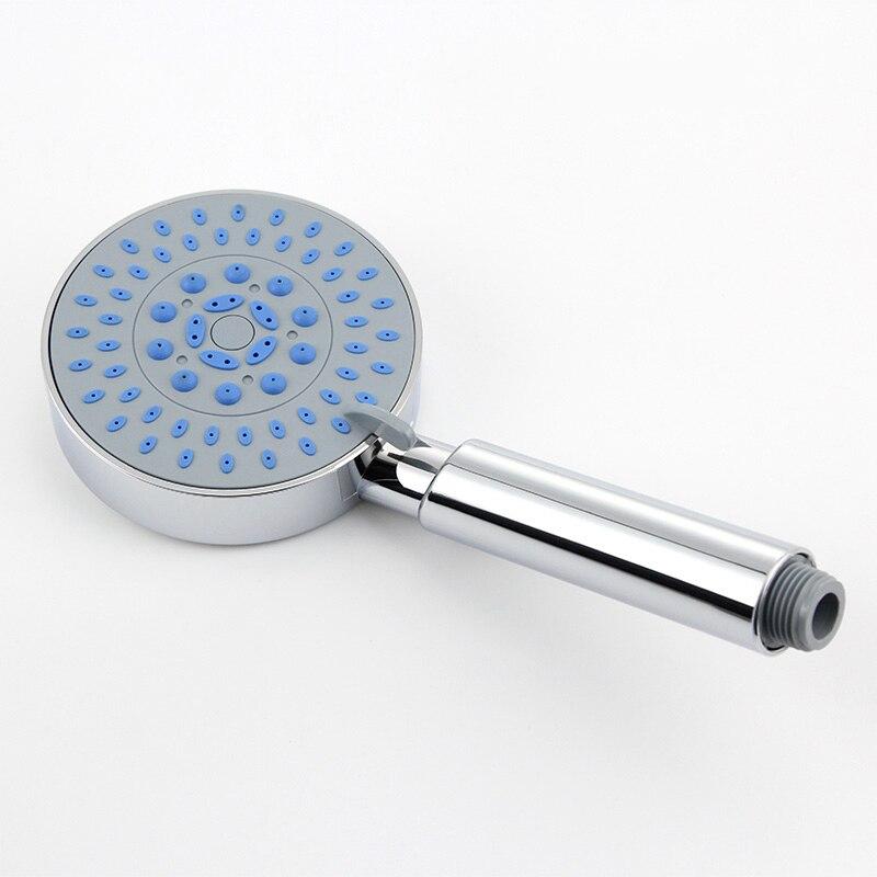 EHEH 5 modes Shower Head Set Bathroom Chromeplate Handheld Showerhead with hose and holder Multiple modes showerhead sets