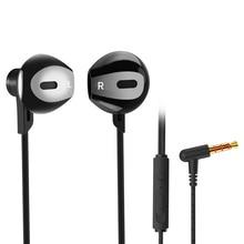 Universal stereo in-ear headphones dual 3.5 mm wired microphone headset universal handheld helmet Z2 microphone s what stylish universal 3 5mm jack wired in ear stereo headset w microphone black red