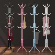 Простота грубой Hallstand Вешалка напольная железная художественная вешалка для одежды Детская футболка с рисунком стойки gua bao jia односторонний бытовой