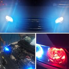 Car lights anto T10 LED 501 Canbus W5W 6 10 SMD 3030 168 194 automotive interior panel dome light reading lamp DC 12V