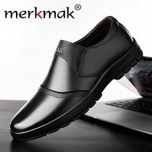 Merkmak Men's Shoes Comfortable Men Casu