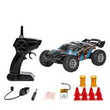 S809 RTR 1/32 2,4G 2WD мини Радиоуправляемый автомобиль со светодиодный светильник кой, двухскоростные внедорожники, детские игрушки, модель