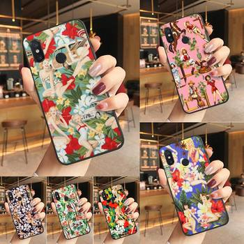 Babaite Aloha Girls Fabric by Alexander Henry Phone Cover For Redmi note 8 8Pro 8T 6pro Redmi 8 7A 6A Xiaomi mi 8 9 image