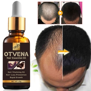 Hair Vitalizing Oil Moisturizing Hair Follicles Natural Herbal Hair Growth Oil Anti-hair Loss Useful