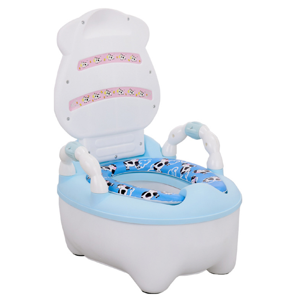Baby Potty Seat Children's Urinal Training Cute Safety Potty Portable Multifunction Travel Chair Pots Kids Urinal Cushion Toilet