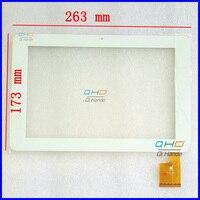 1 pçs/lote adequado para ampe a10 sanei n10 263*173mm tpc0323 ver1.0 tela de toque digitador da tela toque substituição do painel|tpc0323 ver1.0|replacement touch screen|touch screen -
