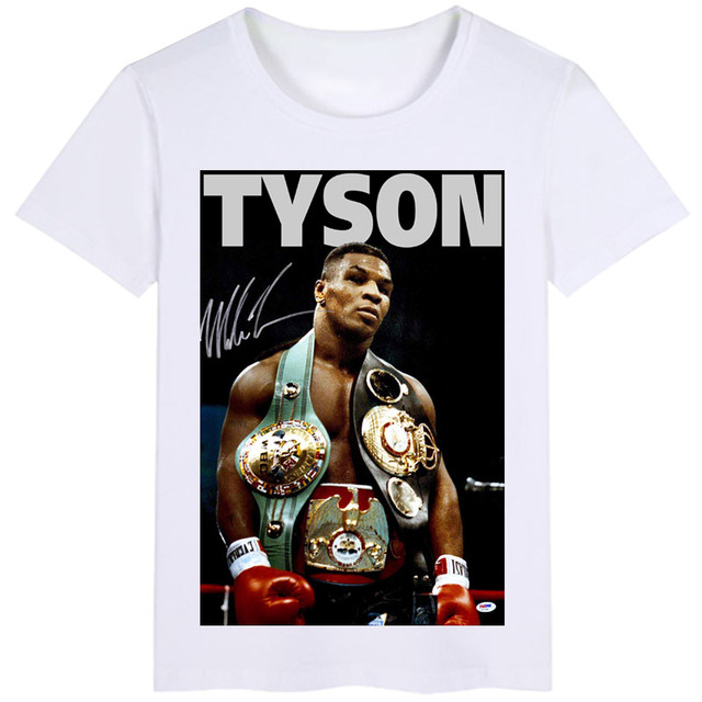 Mike Tyson T-shirt 6