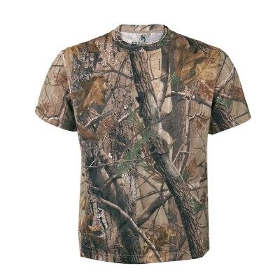 Hunt Festival New ArrivalMale / Female Tshirt Old Tree And Leaf 3D Digital Printing O-neck Male / Female T-Shirt