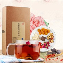 Ginger Tea Jujube Health Warm Brown Red Sugar with Black for Beauty And Stomach Dates