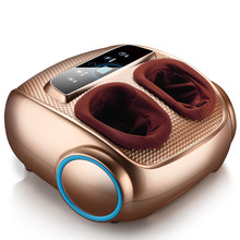 New Electric Shiatsu Massager For Foot Care Foot Massager heating kneading feet masseur Physiotherapy gua sha led electric display dual foot massager shiatsu kneading heat and remote control