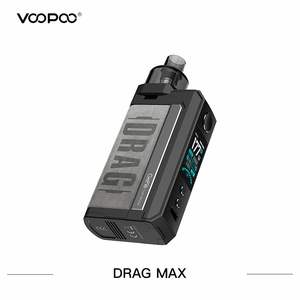 Image 5 - מקורי VOOPOO גרור מקס ערכת 177W אלקטרוני סיגריה מאדה עם 4.5ml PnP Pod טנק 18650 תיבת Mod Vape ערכת VS Swag 2/גרור X
