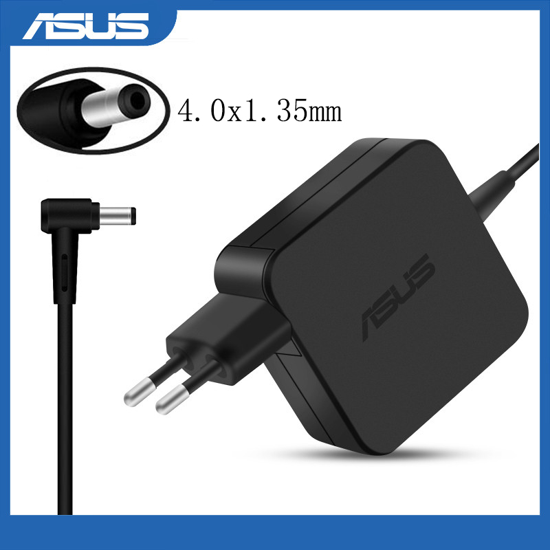 4.0x1.35mm 19V 1.75A 33W AC Power Supply Charger For ASUS X200M Laptop Adapter For Asus S200E X201E X202E Charger